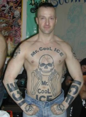 mr. cool ice should have taken more time to think about what he wanted to do
